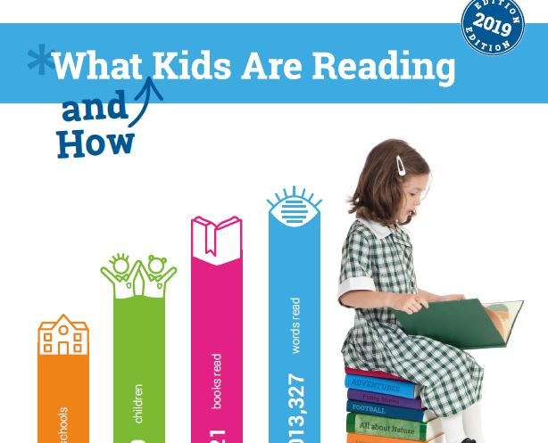 NEW Download What Kids Are Reading 2020 report