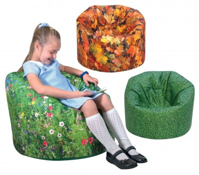 Learn about nature beanbag bundle